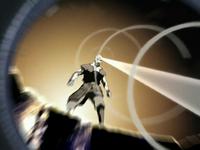 El ataque del Hombre Combustión