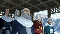 Katara and the Order of the White Lotus