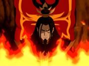 Ozai enfurecido