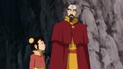 Tenzin e Ikki concluyendo la naturaleza de cada familia