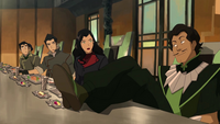 Varrick and Team Avatar
