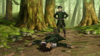 Bolin and a dramatic Varrick