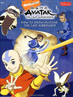 filehow to draw avatar the last airbender coverpng