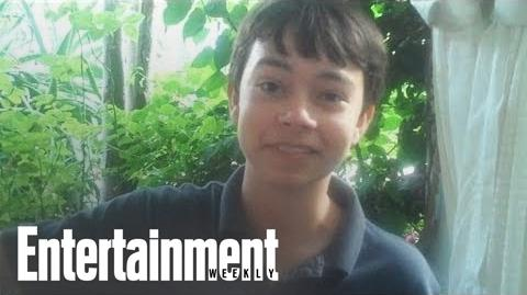 Noah Ringer Interview - 'The Last Airbender' Entertainment Weekly