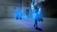 Mako redirecting lightning