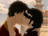 Zuko and Mai's Wedding