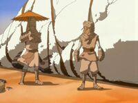 2х16 Пустынники и зонтик