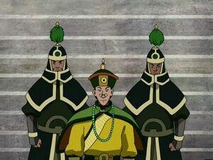Koninklijke Aardestuurders bewakers
