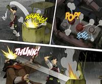 Satoru defeats Kahchi