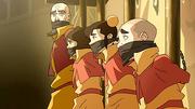 Tenzin y sus hijos capturados