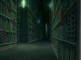 Biblioteca de Wan Shi Tong
