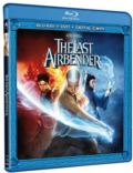 The Last Airbender Blu-ray cover