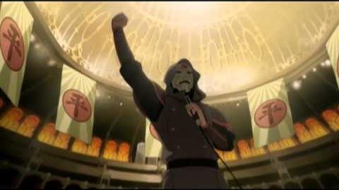 """Legend of Korra"" Exclusive Look at New ""Avatar"" Trailer"