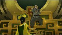 К3х10 Захир против Царицы