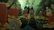 Red Lotus prisoners