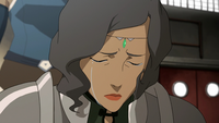 Suyin llorando