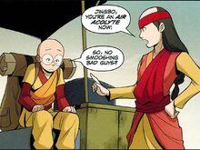 Комикс Р2 Джингбо и Ксинг Инг