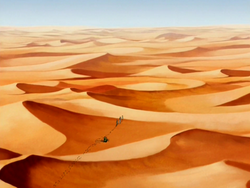 Si Wong Desert