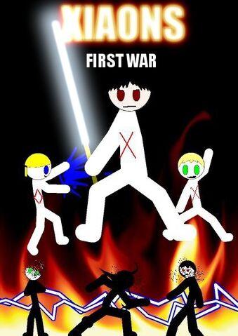File:Xiaons First War cover.jpg