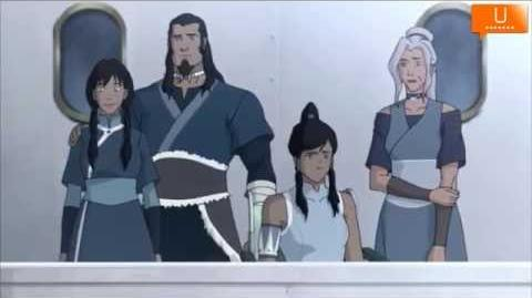 Korra - Book 4 - Preview 1 - Legendado PT-BR