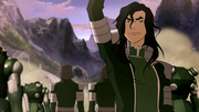 Kuvira is victorious