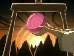 Sacred crystal orb