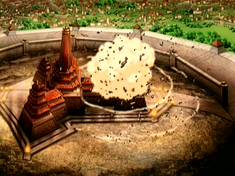 File:Fire Nation palace partially explodes.png
