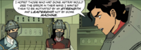 Kuvira disgusted at brainwashing