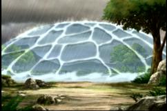 Wasserkuppel