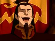Ozai se ríe