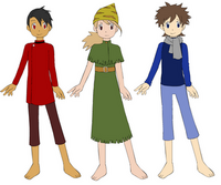 Avatar - The Evil Rises characters