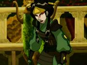 Mai guerrera Kyoshi