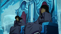 Desna and Eska bored