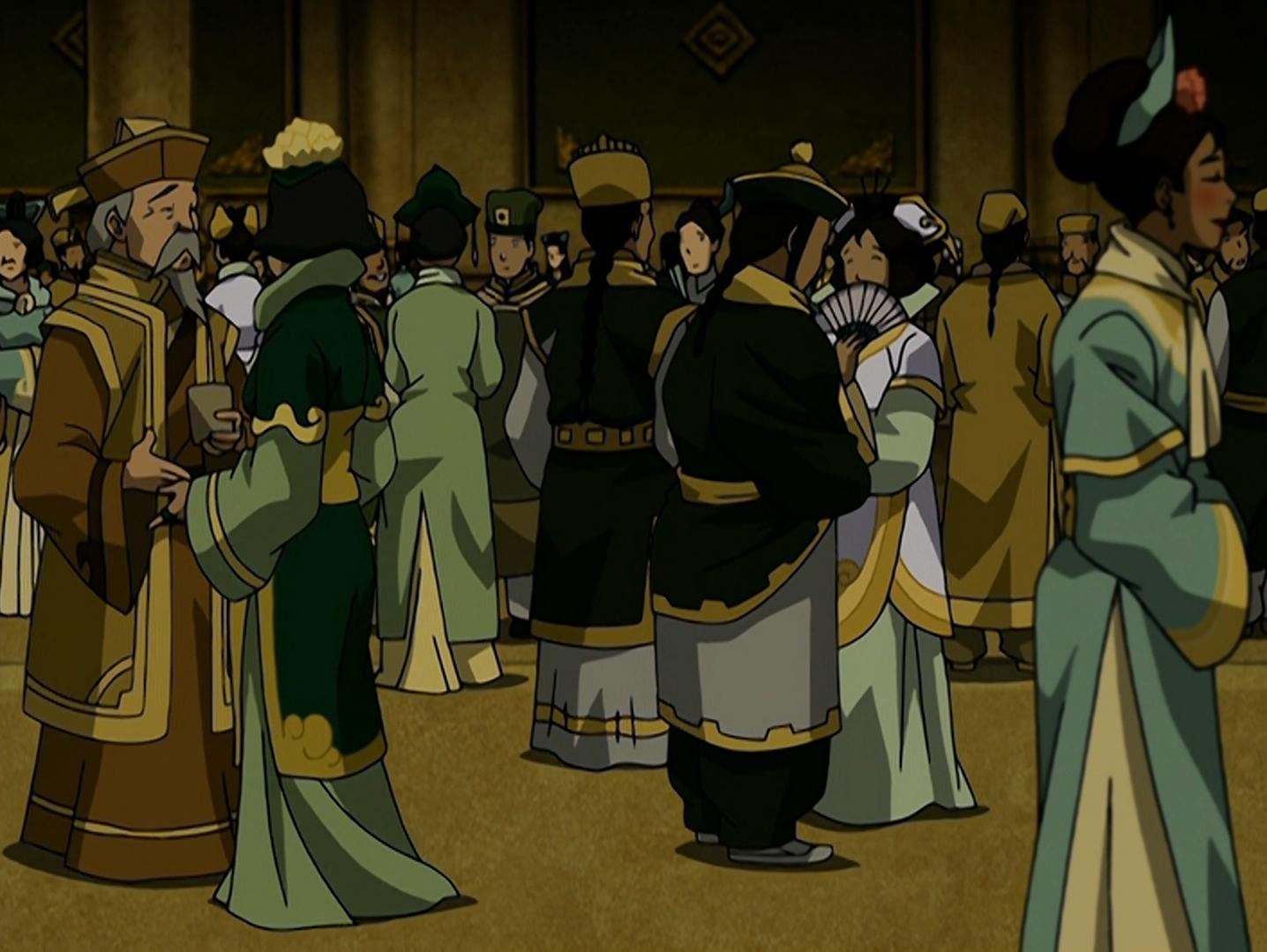 Erdkönigreichkleidung