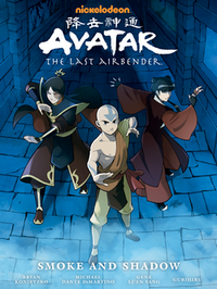 List of Avatar: The Last Airbender comics | Avatar Wiki