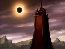 Eclipse en la invasión