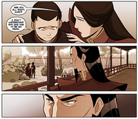 Ozai consumed by jealousy
