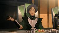 Suyin critica a la reina