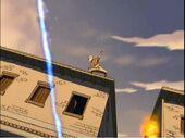 2х08 Аанг на крыше