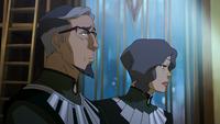 Baatar y Suyin tristes por su hijo mayor