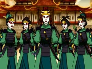 Kyoshi krijgers