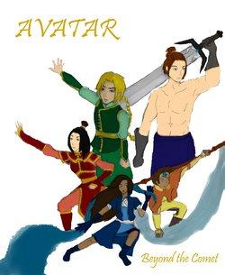 Avatar- Beyond the Comet (Logo)