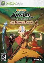 Avatar the burning earth xbox 360