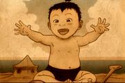 Feuerlord Ozai als Baby