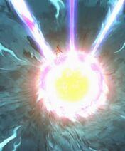 Korra opens the Northern portal