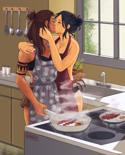 Korrasami Breakfast