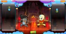 Super Mini Puzzle Heroes Корра и Аанг