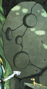 Комикс П2 Долина Забвения 2
