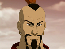 Colonel Mongke (Avatar)