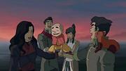 Meelo y el Equipo Avatar